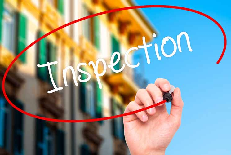 Building Inspections Slider